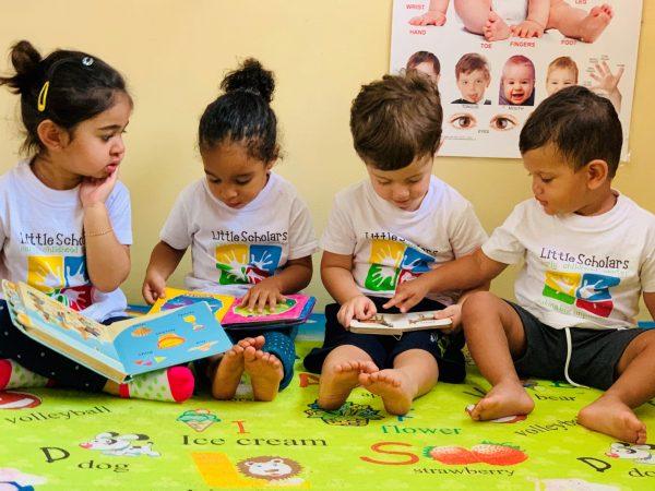 Curriculum (Toddlers)